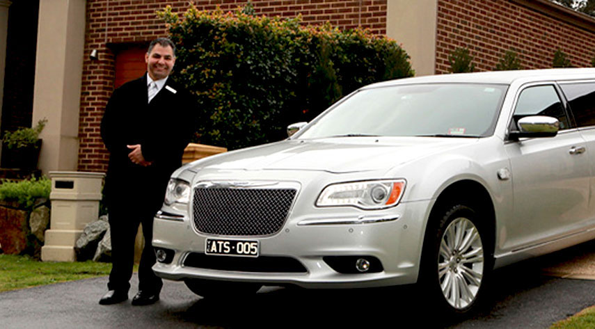 A Touch of Silver Limousines - Silver Limo Hire