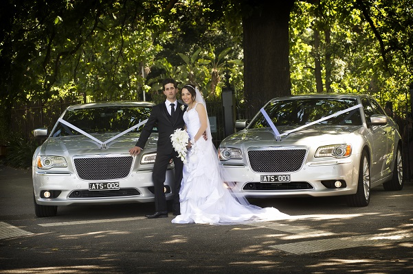 2013 Silver Chrysler Sedans | A Touch of Silver Limousine Hire