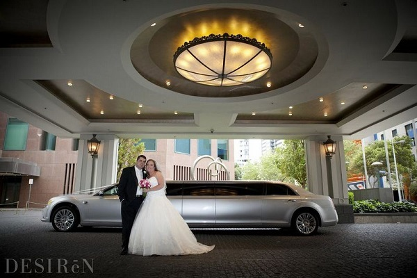 Winter Wedding Limo Hire Melbourne