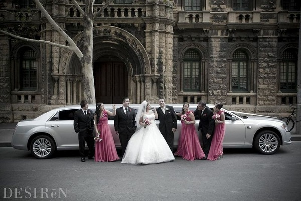 Melbourne Church Limo Hire