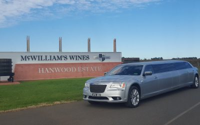 Mc Williams Winery Limo Tour
