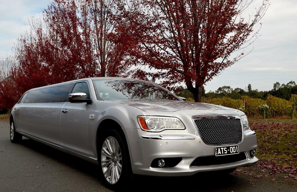 Limo Rental Melbourne from A Touch of Silver Limousines