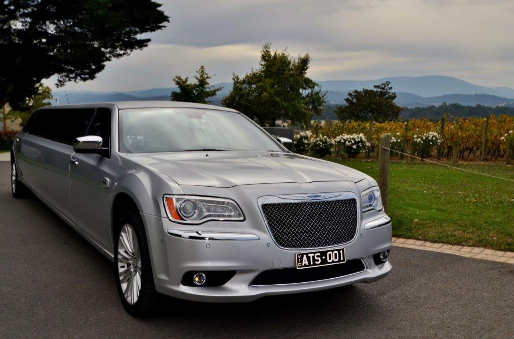 Chrysler Limo Hire Melbourne