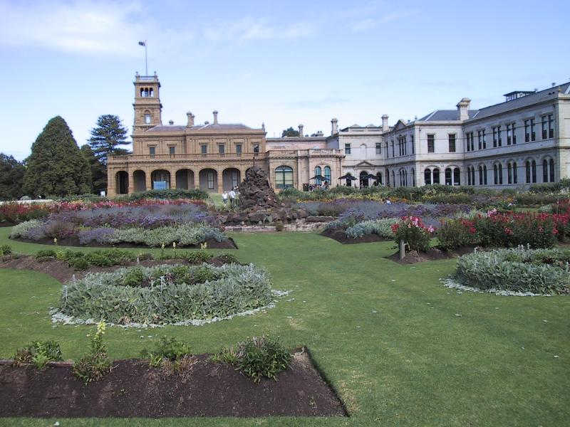 Best Garden Wedding Ceremony Locations in West Melbourne - Werribee Park