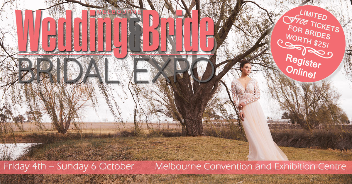 A Touch of Silver Limousine Hire at the Melbourne Wedding Expo - Wedding and Bride Bridal Expo Spring 2019