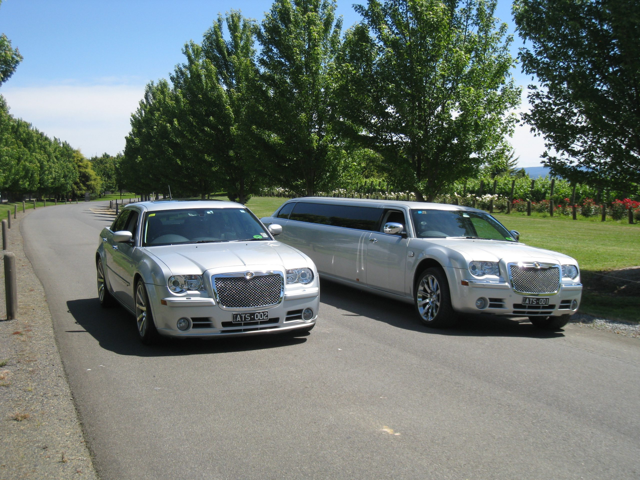 Limo hire Yarra Valley
